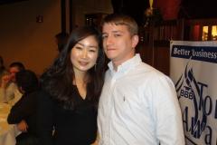 Cory and Suji