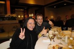 Gina and Joel