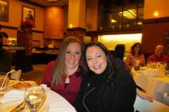 Megan and Gina