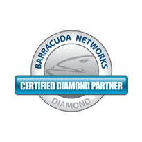Barracuda Certified Diamond Partner Seal