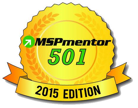 MSPmentor 501 2015 edition graphic