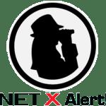 NET X Alert Mascot