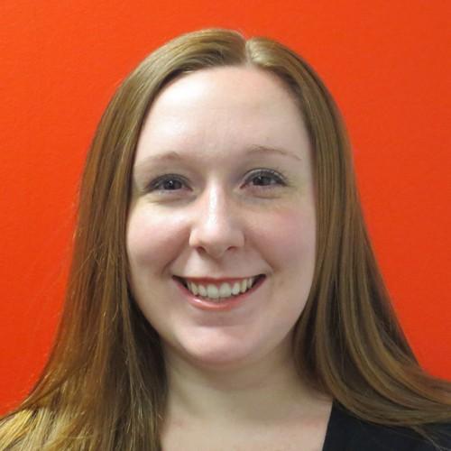 A photo of Megan