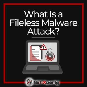 Fileless Malware Title Graphic
